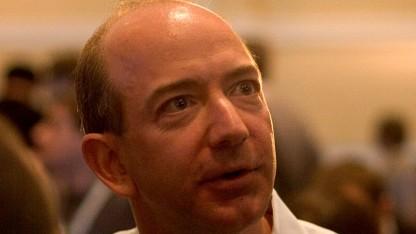 ג'ף בזוס (צילום: ג'יימס דנקן דוידזון, רישיון CC BY 2.0)