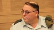 """דובר צה""""ל לשעבר אבי בניהו, 10.11.09 (צילום: יוסי זמיר)"""