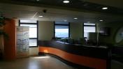 """משרדי הרשות השנייה, 13.8.13 (צילום: """"העין השביעית"""")"""