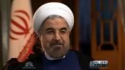 נשיא איראן חסן רוחאני בראיון לרשת NBC, מצהיר כי איראן אינה מעוניינת לפתח נשק גרעיני. 18.9.13