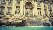 מזרקת טרווי ברומא
