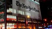 """משכנו הנוכחי של ה""""ניו יורק טיימס"""" (צילום: פוטוגראופיס, רשיון cc-by-nc-nd)"""