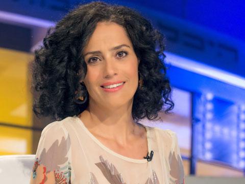 """מרב בטיטו, מנחת התוכנית """"המתורבתים"""" בערוץ 1 (צילום: דוד וינוקור, דוברות רשות השידור)"""