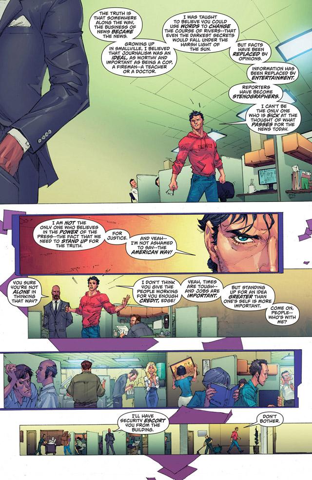 מתוך סופרמן 13, אוקטובר 2012