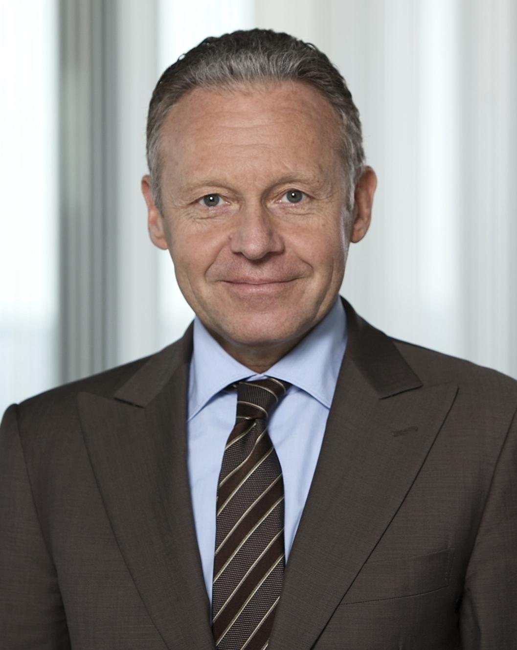 ראלף בוצ'י, נשיא המחלקה הבינלאומית באקסל-שפרינגר (צילום: אקסל-שפרינגר)