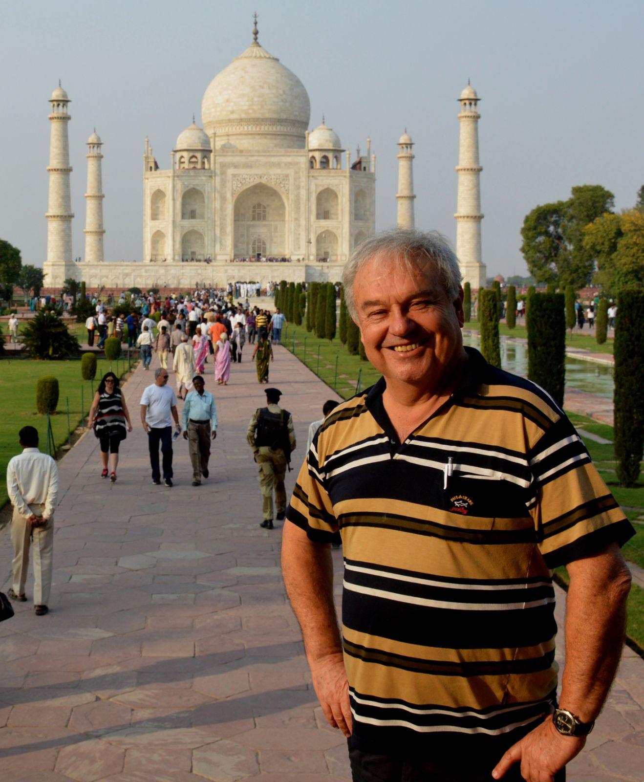 משה מילנר בהודו, השנה