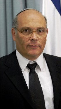 השופט מנחם פינקלשטיין (צילום: דוברות בתי-המשפט)