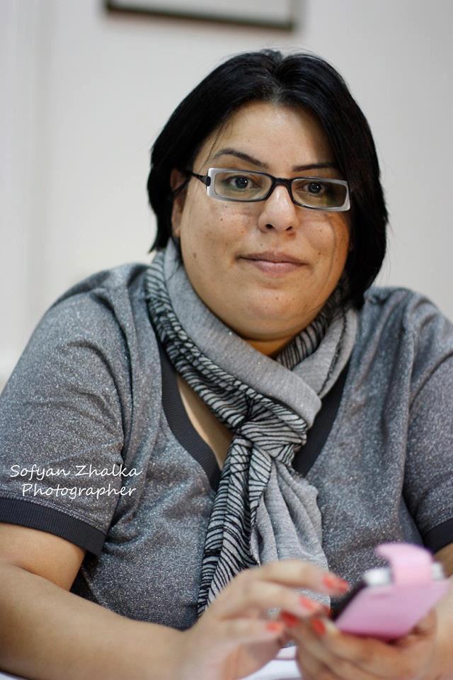 ח'ולוד מצאלחה (צילום: סופיה זחאלקה)