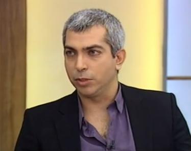 """כתב """"ידיעות אחרונות"""" אמיר שואן (צילום מסך)"""