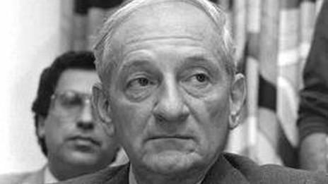 """דב יודקובסקי, 26.12.1985 (צילום: יעקב סער, לע""""מ)"""