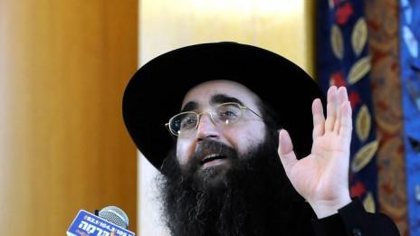 הרב יאשיהו פינטו (צילום: יוסי זליגר)