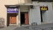 """הכניסה לבניין תחנת גלי צה""""ל ביפו, 2013 (צילום: """"העין השביעית"""")"""