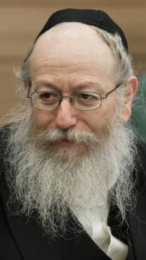 """ח""""כ יעקב ליצמן בדיון בוועדת הכלכלה של הכנסת, 7.1.14 (צילום: פלאש 90)"""