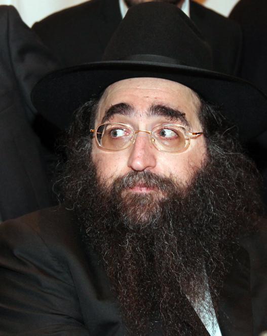 הרב יאשיהו פינטו, 6.6.13 (צילום: גדעון מרקוביץ')