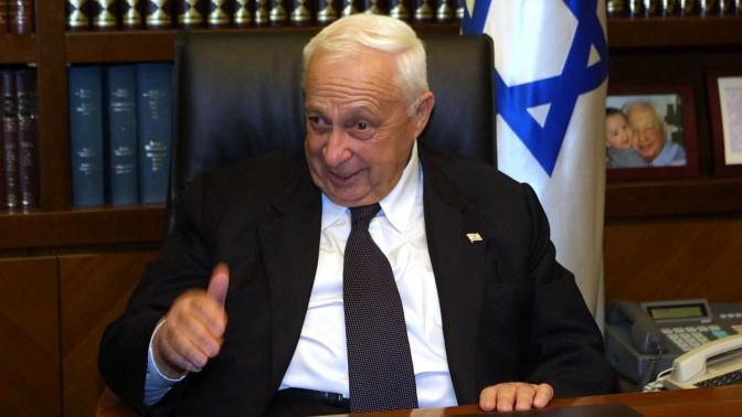 ראש הממשלה אריאל שרון (צילום: פלאש 90)