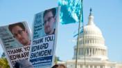 """הפגנה נגד מעקב ממשלתי אחר אזרחים. וושינגטון, ארה""""ב, 26.10.13"""