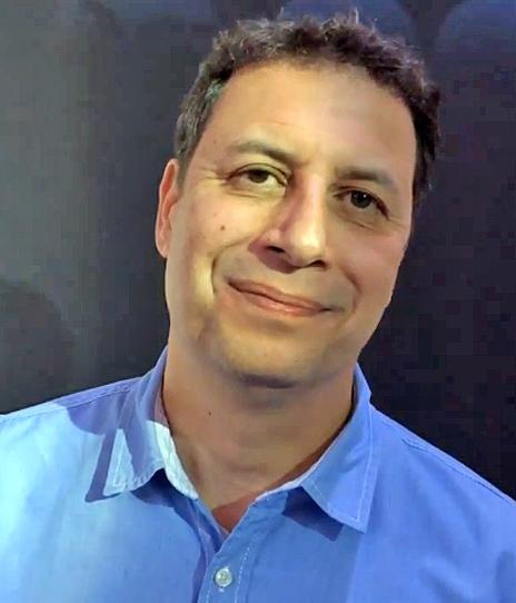 """מנכ""""ל חברת הלוויין יס רון אילון (צילום מסך)"""