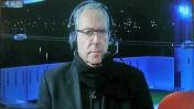 יורם ארבל משדר (גם) בערוץ הראשון (צילום מסך)