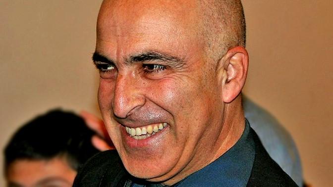 """דרור אידר בטקס קבלת פרסי אגודת זכות הציבור לדעת, 16.2.14 (צילום: """"העין השביעית"""")"""