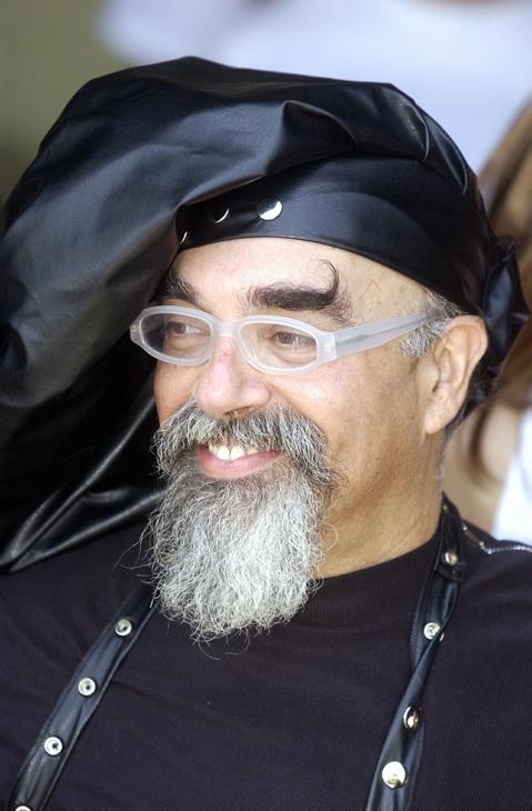 השף ישראל אהרוני, 2002 (צילום: פלאש 90)
