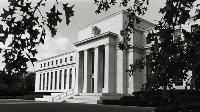בניין אקלז, המטה הראשי של הפדרל ריזרב, וושינגטון, 10.20.1937 (צילום: ממשלת ארצות-הברית)