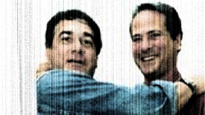 """(עיבוד: עטיפת הספר """"אחים סיפור אמיתי"""" באתר jumpstarter)"""