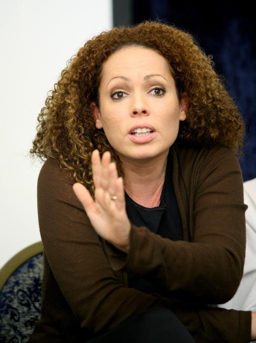 העיתונאית אורלי וילנאי (צילום: משה שי)