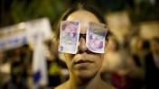 הפגנה נגד מחירי הדיור ויוקר המחיה, ירושלים, 12.5.2012 (צילום: יונתן זינדל)