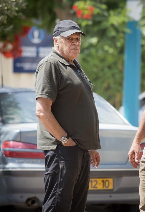 רוני דניאל, הפרשן הצבאי של חדשות ערוץ 2, אוגוסט 2013 (צילום: משה שי)