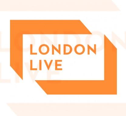 """לוגו """"לונדון לייב"""""""
