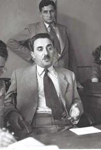 משה שרת, 1948 (נחלת הכלל)