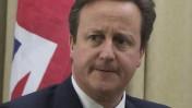 ראש ממשלת בריטניה, דייוויד קמרון. ירושלים, 12.3.14 (צילום: יונתן זינדל)