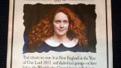 """רבקה ברוקס על שער """"Private Eye"""", מגזין בריטי סאטירי, 16.4.12(צילום: דנקן סי, רשיון cc-by-nc)"""