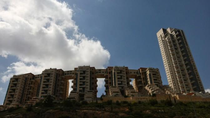 פרויקט הולילנד בירושלים (צילום: קובי גדעון)