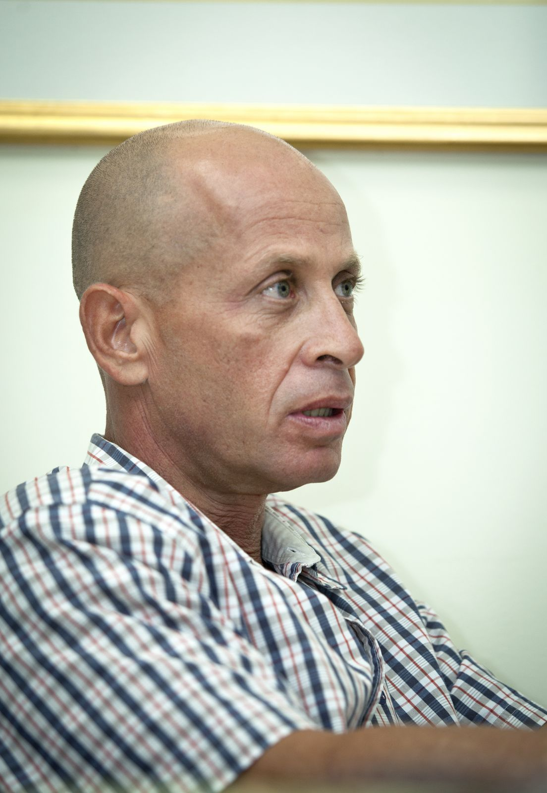 איציק סבן (צילום: משה שי)