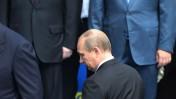 נשיא רוסיה ולדימיר פוטין בקייב, אוקראינה, 27.7.13