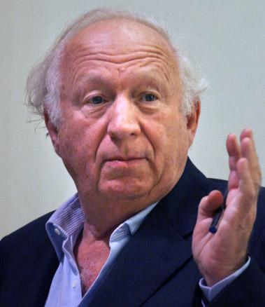 שופט העליון מישאל חשין, דצמבר 2006 (צילום: מיכל פתאל)