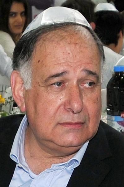 ראש עיריית חיפה יונה יהב (צילום: שי לוי)