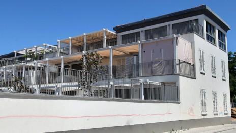 "מיזם הנדל""ן ביפו שבו רכש בנימין בן-אליעזר דירה, 7.6.14 (צילום: גדעון מרקוביץ)"