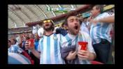מונדיאל 2014: בברזיל שמח, בקול-ישראל משעמם (צילום מסך: מאתר רשות השידור)