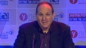"""רון ירון. טקס """"המורה של המדינה"""", 12.6.14 (צילום מסך מתוך שידור הטקס ב-ynet)"""