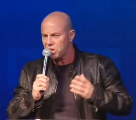 הפרסמאי אודי פרידן (צילום מסך: איגוד השיווק הישראלי)