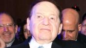 """שלדון אדלסון, הבעלים של """"ישראל היום"""" (צילום: מיכל פתאל)"""