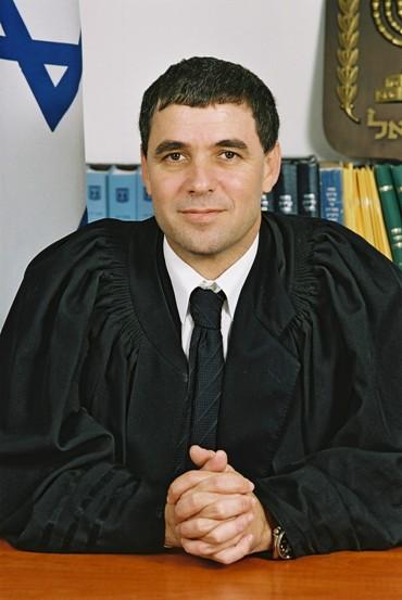 השופט קובי ורדי (צילום: אתר בתי-המשפט)