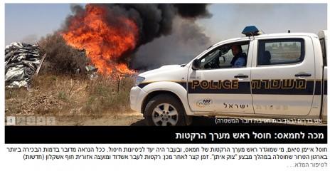 ynet, דף הבית, כותרת ראשית
