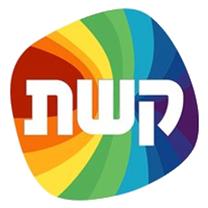 """לוגו חברת הטלוויזיה """"קשת"""""""