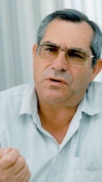 מרדכי קירשנבאום (צילום: משה שי)