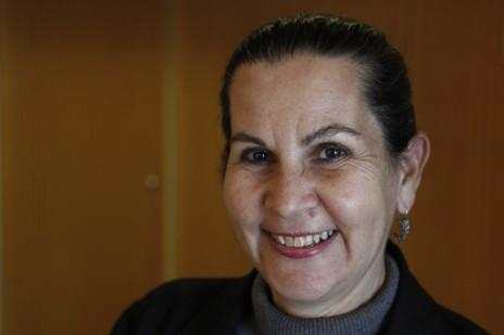 """ד""""ר שירלי אברמי, ראש מרכז המחקר והמידע של הכנסת, נובמבר 2011 (צילום: אורי לנץ)"""