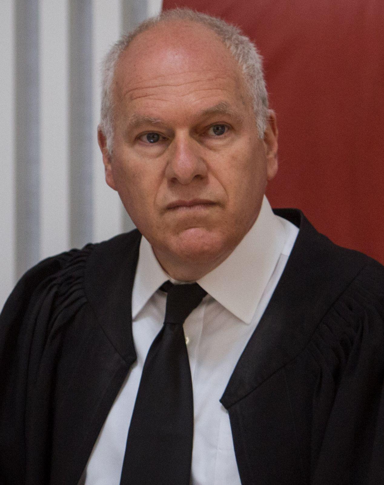 שופט בית-המשפט העליון עוזי פוגלמן (צילום: אורי לנץ)