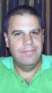 """עומר כרמון, עורך """"ערב-ערב באילת"""" (צילום עצמי)"""